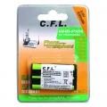 Батерия C.F.L. HHR-P104 3.6V 830mAh