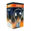 Крушка Osram 75W Е27 Special Centra прозрачна