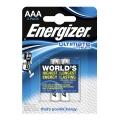 Батерия Energizer Ultimate LITHIUM AAA, LR03 1250 mAh 1.5V