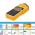 Лазерен уред за измерване на разстояние, площ и обем