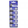 Батерии за часовници TIANQIU AG12, LR43, 386, LR1142 1.55V Alkal