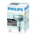 Рефлекторна матирана крушка PHILIPS 40W, E27, R80, 220-230 V СПО