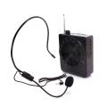 Високоговорител мегафон К150 с микрофон и LED дисплей