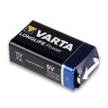 Алкална Батерия VARTA Longlife Power 6LR61 9 V