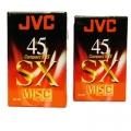 Касета за камера JVC  SX VHS-C   45min