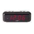 LED часовник с аларма VST-738 и светещи цифри в червен цвят