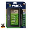 VARTA LCD UNIVERSAL CHARGER PLUS зарядно с дисплей за всякакъв р