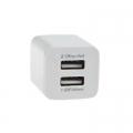 Двоен USB адаптер 2.1А + 1.0А на 220V