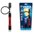 Фенер Varta LED с огъваща се част 2AAA