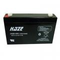 Батерия 6 V / 7.2 Ah - 150 / 34 / 94 mm HAZE