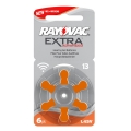 Батерия Rayovac Extra Advanced 13, PR48, PR13, ZA13, DA13, 13A,