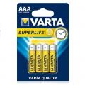 Батерия Varta Superlife AАA, R03