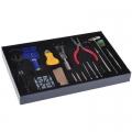 Комплект Часовникарски инструменти за ремонт на часовници