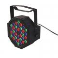 Дискотечни LED светлини 36 RGB LED FLAT PAR