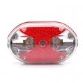 Стоп за колело с 9 броя LED светлини и различни режими на светен