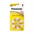 Батерии за слухови апарати Panasonic PR10, ZA10, 10A, DA10