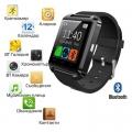 Часовник Смарт с дисплей, Bluetooth U80 Позволява да провеждате
