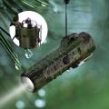 Запалка с CREE фенер Вятъроустойчива и водоустойчива с двойна ел