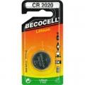 Батерия Becocell CR2020, DL2020, ECR2020 3V