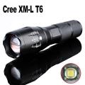 CREE XM-L T6  Фенер за лов с един режим на работа, опция за монт
