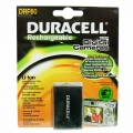 Duracell DRF60 (Fujifilm NP-60; HP L1812A; Kodak KLIC-5000; Casi