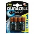 Батерия Duracell Ultra LITHIUM АА/LR6