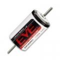 Батерия EVE ER14250CNA с аксиални накрайници 1/2 AA, 1⁄2, 14250