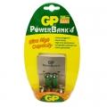 Зарядно устройство GP Power Bank 4 АА, R6, 2500mAh