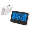 LCD часовник-будилник с гласов контрол