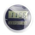 LCD Часовник DS-1720 с елегантен дизайн с възможност закачане къ