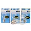 Стандартна крушка PHILIPS 40W, 60W, 75W E27