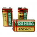 Батерия TOSHIBA HEAVY DUTY 9V