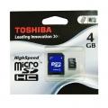 Toshiba Micro SD 4GB