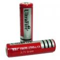 Акумулаторни батерии UltraFire BRC18650 4200mAh 3.7V