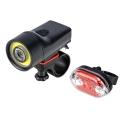 ФЕНЕР LED за колело 5W COB SUPER LUMEN, задни светлини с 5 LED и