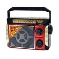 Радио MEIER MD-9393U с USB, TF, MP3 Player вградена акумулаторна