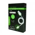 Кабел USB към жак 8PIN (MFI) за телефон Iphone 5/6 и таблет Ipad