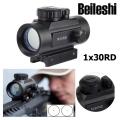 Прицел Beileshi 1x30RD Tactical Red Dot с обхват 1000м и леща 30
