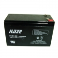 Батерия 12 V / 7.5Ah HR /High Rate/- 151 / 65 / 94 mm HAZE