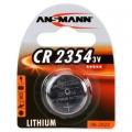 Батерия ANSMANN CR2354, BR2354, DL2354 3V Литиева батерия CR2354