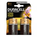 Батерия Duracell Plus Power LR20, D, MN1300