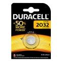 Батерия DURACELL DL/CR2032, CR2032, BR2032 3V + 50% MORE POWER Л