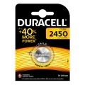 Батерия DURACELL 2450, DL2450, CR2450, BR2450 3V + UP TO 40% MOR