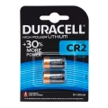 Батерия DURACELL HIGH POWER LITHIUM CR2, CR 2, DLCR2, ELCR2, CR1