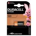 Батерия DURACELL DL123, CR123, CR123A, 123A 3V ULTRA LITHIUM + U