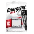 Батерия ENERGIZER CR-P2, CRP2, 223, DL223 6V  Батерия Energizer