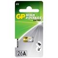 Батерия GP 26A, 25A, L815 6V High Voltage Alkaline