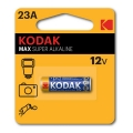 Батерия KODAK MAX SUPER ALKALINE 23A 12V, К23А, MN21, A23, V23,