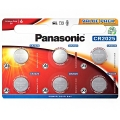 Батерии PANASONIC CR2025, DL2025, BR2025, 2025 3V Lithium Power