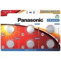 Батерии PANASONIC CR2032, DL2032, BR2032, 2032 3V Lithium Power